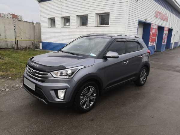 Hyundai Creta, 2018 год, 1 500 000 руб.