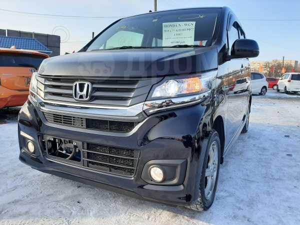 Honda N-WGN, 2015 год, 465 000 руб.