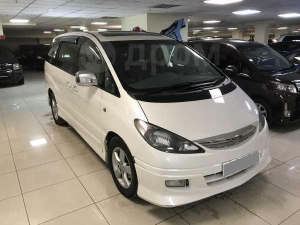 Toyota Estima, 2002 год, 515 000 руб.