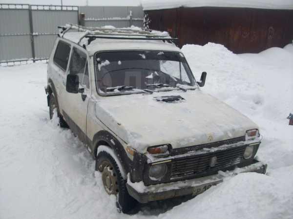 Лада 4x4 2121 Нива, 1990 год, 27 000 руб.