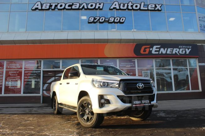 Toyota Hilux Pick Up, 2019 год, 2 891 000 руб.