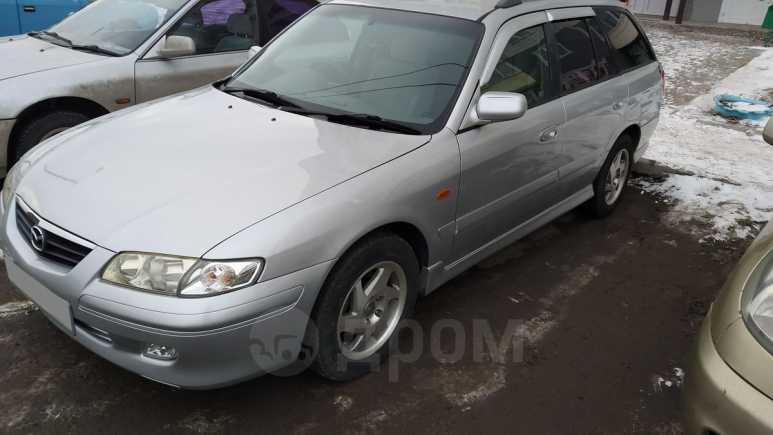 Mazda Capella, 2001 год, 270 000 руб.