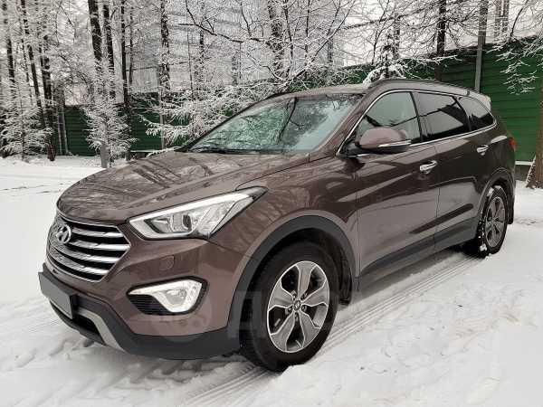 Hyundai Grand Santa Fe, 2014 год, 1 320 000 руб.
