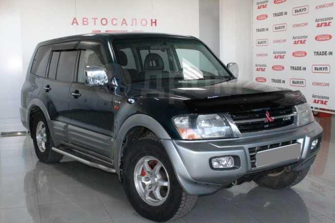 Mitsubishi Pajero, 2000 год, 450 000 руб.