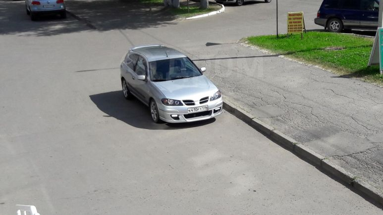 Nissan Almera, 2003 год, 150 000 руб.