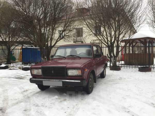 Лада 2107, 2001 год, 43 000 руб.