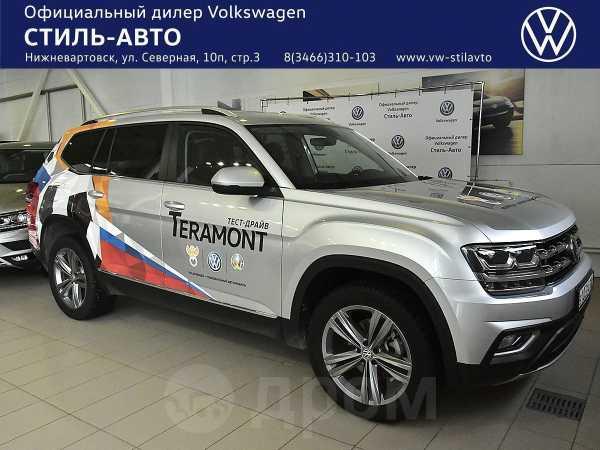Volkswagen Teramont, 2018 год, 3 000 000 руб.