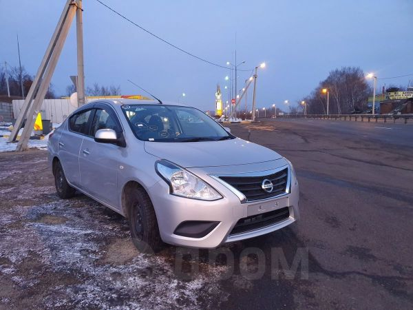 Nissan Latio, 2015 год, 499 000 руб.