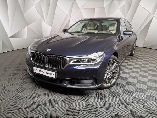 BMW 7-Series, 2015 год, 2 885 000 руб.