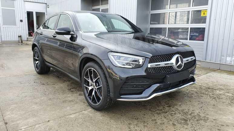 Mercedes-Benz GLC Coupe, 2019 год, 4 130 000 руб.