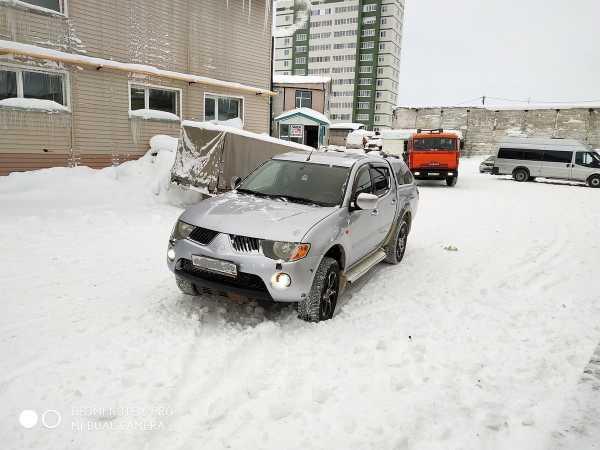 Mitsubishi L200, 2007 год, 530 000 руб.
