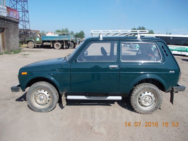 Лада 4x4 2121 Нива, 2010 год, 275 000 руб.