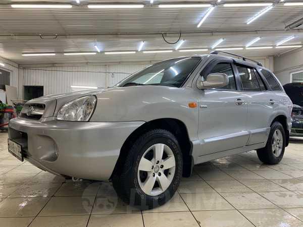 Hyundai Santa Fe Classic, 2008 год, 445 000 руб.