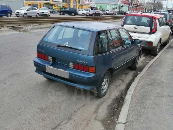Suzuki Cultus, 1989 год, 75 000 руб.