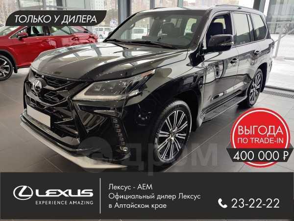 Lexus LX570, 2019 год, 7 985 000 руб.