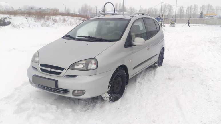 Chevrolet Rezzo, 2007 год, 265 000 руб.