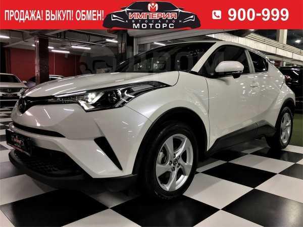 Toyota C-HR, 2017 год, 1 369 000 руб.