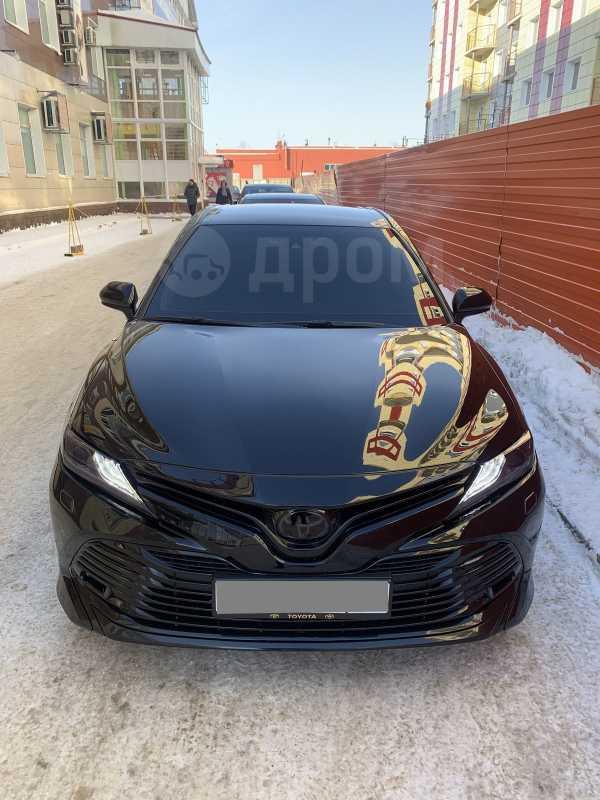 Toyota Camry, 2018 год, 1 920 000 руб.
