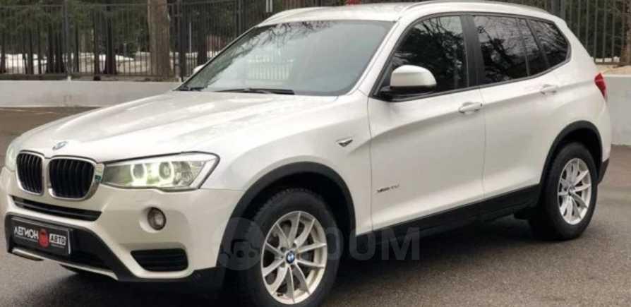 BMW X3, 2014 год, 1 420 000 руб.