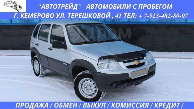 Chevrolet Niva, 2012 год, 340 000 руб.