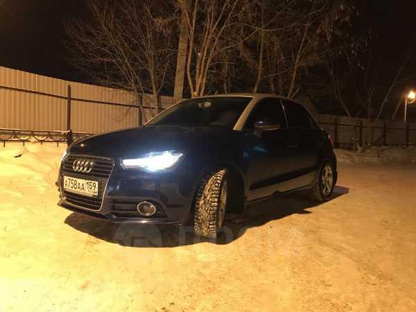 Audi A1, 2012 год, 758 000 руб.