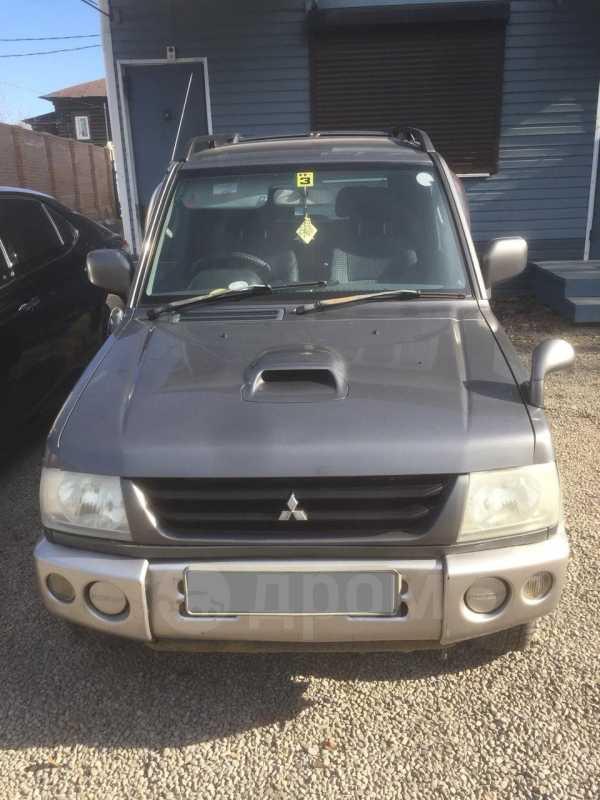 Mitsubishi Pajero Mini, 2001 год, 130 000 руб.