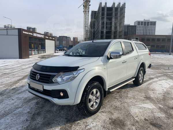 Fiat Fullback, 2016 год, 1 650 000 руб.