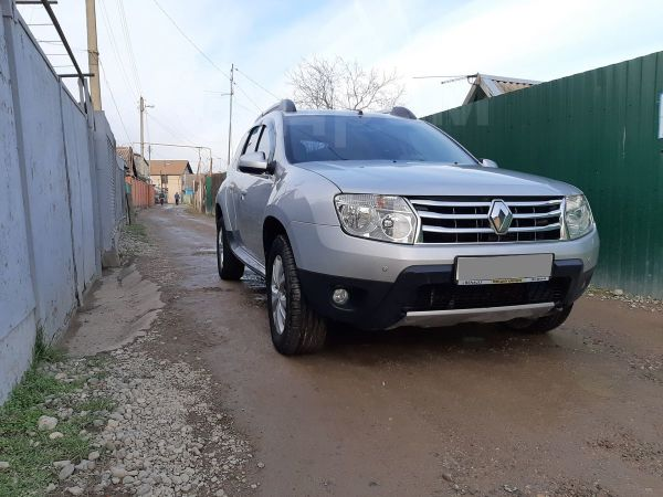 Renault Duster, 2012 год, 570 000 руб.