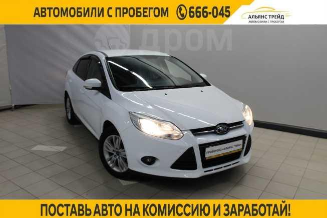 Ford Focus, 2012 год, 459 000 руб.