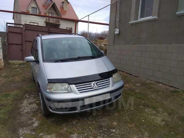 Volkswagen Sharan, 2002 год, 310 000 руб.