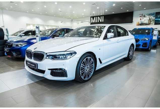 BMW 5-Series, 2020 год, 4 846 000 руб.