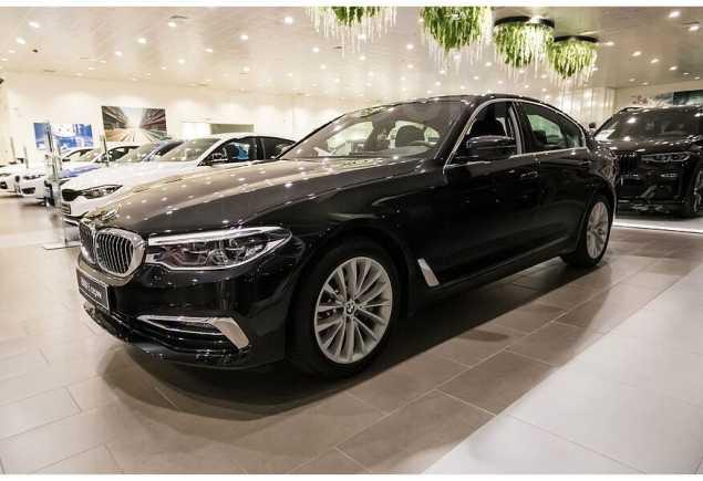 BMW 5-Series, 2020 год, 5 301 200 руб.
