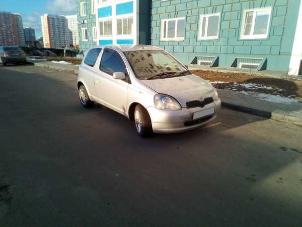Toyota Vitz, 2000 год, 145 000 руб.