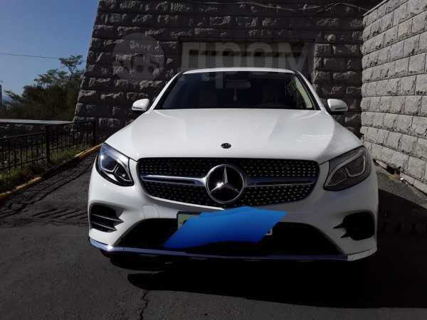 Mercedes-Benz GLC Coupe, 2018 год, 3 200 000 руб.