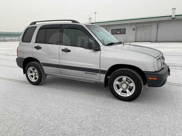 Chevrolet Tracker, 2000 год, 275 000 руб.