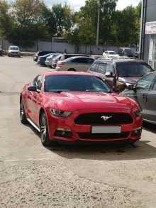 Чебоксары Mustang 2016