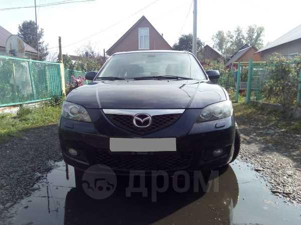 Mazda Mazda3, 2008 год, 413 000 руб.