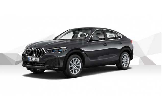 BMW X6, 2020 год, 8 766 700 руб.
