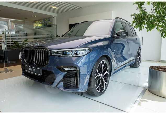 BMW X7, 2020 год, 10 772 500 руб.