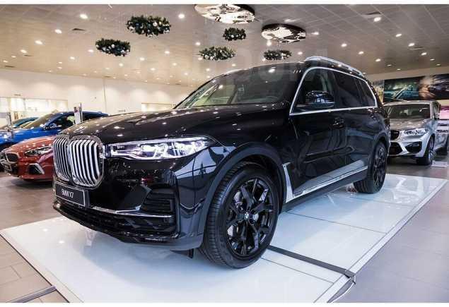 BMW X7, 2020 год, 7 742 000 руб.