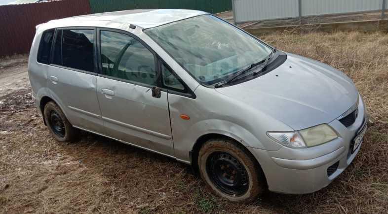 Mazda Premacy, 2001 год, 130 000 руб.