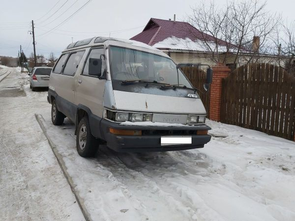 Toyota Master Ace Surf, 1990 год, 190 000 руб.