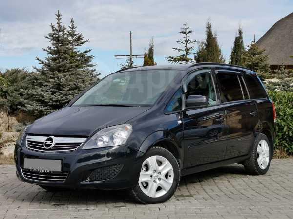 Opel Zafira, 2012 год, 599 999 руб.
