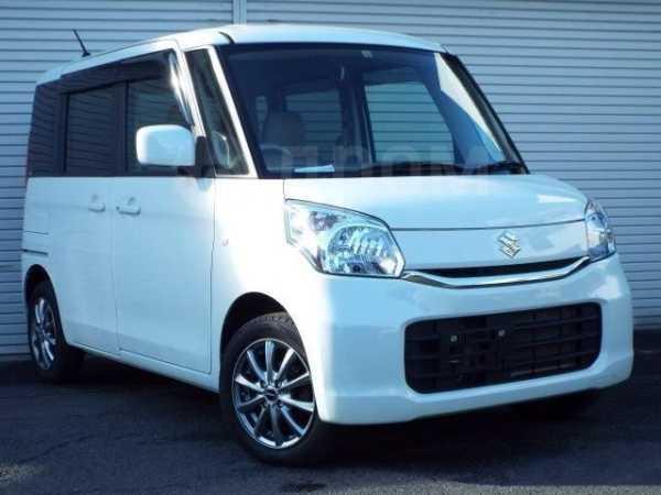 Suzuki Spacia, 2016 год, 440 000 руб.