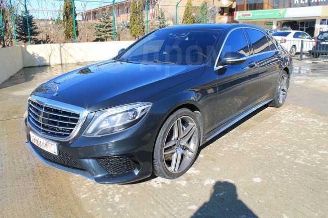 Mercedes-Benz S-Class, 2013 год, 2 390 000 руб.