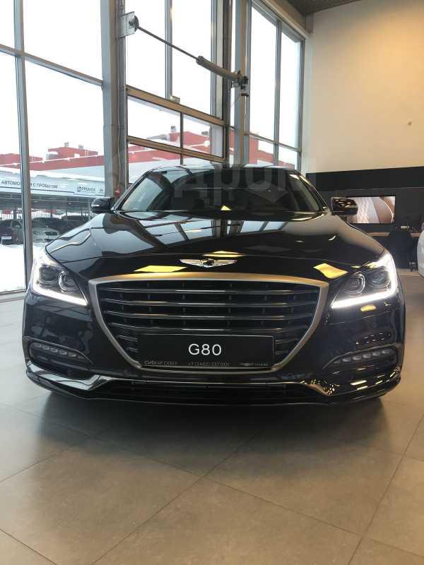 Genesis G80, 2019 год, 3 245 000 руб.