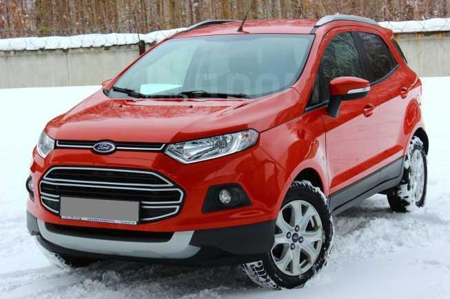 Ford EcoSport, 2014 год, 685 000 руб.