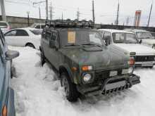 Тольятти 4x4 2131 Нива 2009