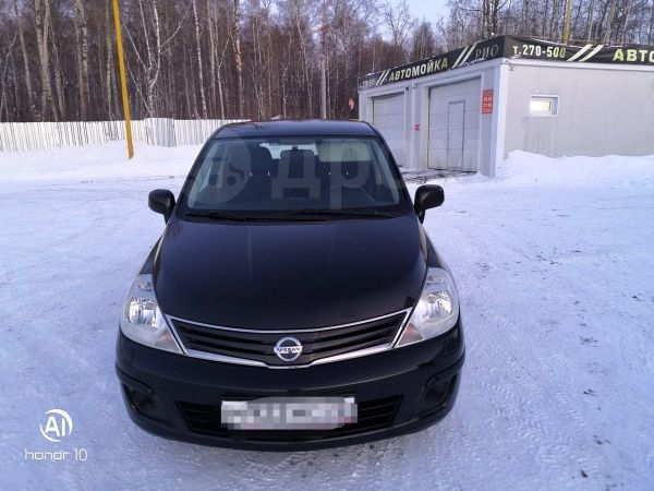 Nissan Tiida, 2010 год, 360 000 руб.