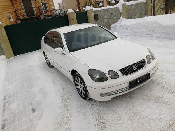 Toyota Aristo, 2003 год, 600 000 руб.